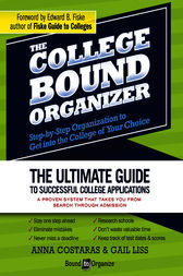 College Bound Organizer by Anna Costaras