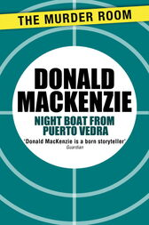 Night Boat from Puerto Vedra by Donald MacKenzie