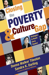 Closing the Poverty and Culture Gap by Donna E. Walker Tileston
