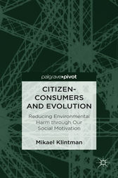 Citizen-Consumers and Evolution by Mikael Klintman