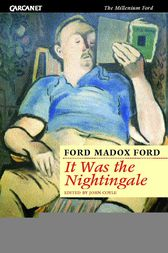 It Was the Nightingale by Ford Madox Ford