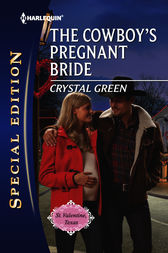 The Cowboy's Pregnant Bride by Crystal Green