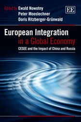 European Integration in a Global Economy by Ewald Nowotny