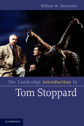The Cambridge Introduction to Tom Stoppard by William Demastes