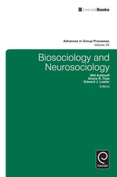 Biosociology and Neurosociology by Will Kalkhoff