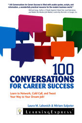 100 Conversations for Career Success by Laura Labovich