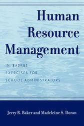 Human Resource Management by Jerry R. Baker