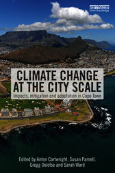 Climate Change at the City Scale by Anton Cartwright