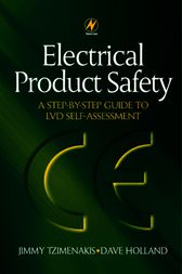 Electrical Product Safety: A Step-by-Step Guide to LVD Self Assessment by David Holland