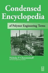 Condensed Encyclopedia of Polymer Engineering Terms by Nicholas P Cheremisinoff