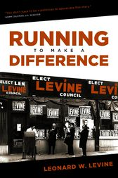 Running to Make a Difference by Leonard W. Levine