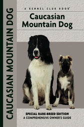 Caucasian Mountain Dog by Stacey Kubyn