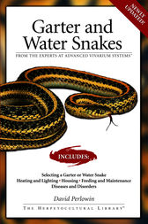 Garter Snakes and Water Snakes: From the Experts at advanced vivarium systems
