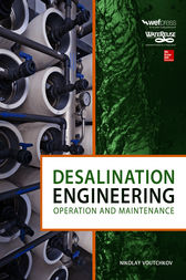 Desalination Engineering: Operation and Maintenance by Nikolay Voutchkov