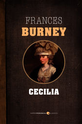 Cecilia by Frances Burney