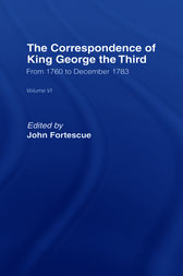 Corr.King George Vl6 by Sir John Fortescue