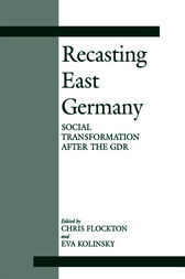 Recasting East Germany by Chris Flockton
