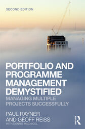 Portfolio and Programme Management Demystified by Geoff Reiss