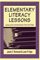 Elementary Literacy Lessons by Janet C. Richards