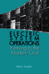 Electric System Operations by Subramanian Vadari