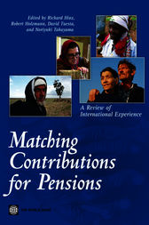 Matching Contributions for Pensions by Richard Hinz