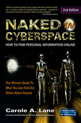 Naked in Cyberspace by Carole A Lane