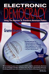 Electronic Democracy by Graeme Browning