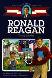 Ronald Reagan by Meryl Henderson