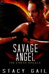 Savage Angel by Stacy Gail