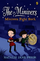 The Minivers Fight Back Book 2 by Natalie-Jane Prior
