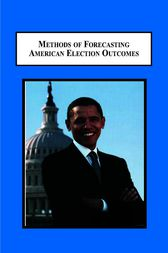 Methods of Forecasting American Election Outcomes by Chandrasekhar Putcha