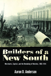 Builders of a New South by Aaron D. Anderson