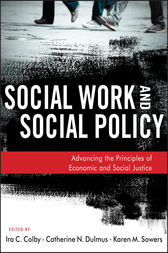 Social Work and Social Policy by Ira C. Colby