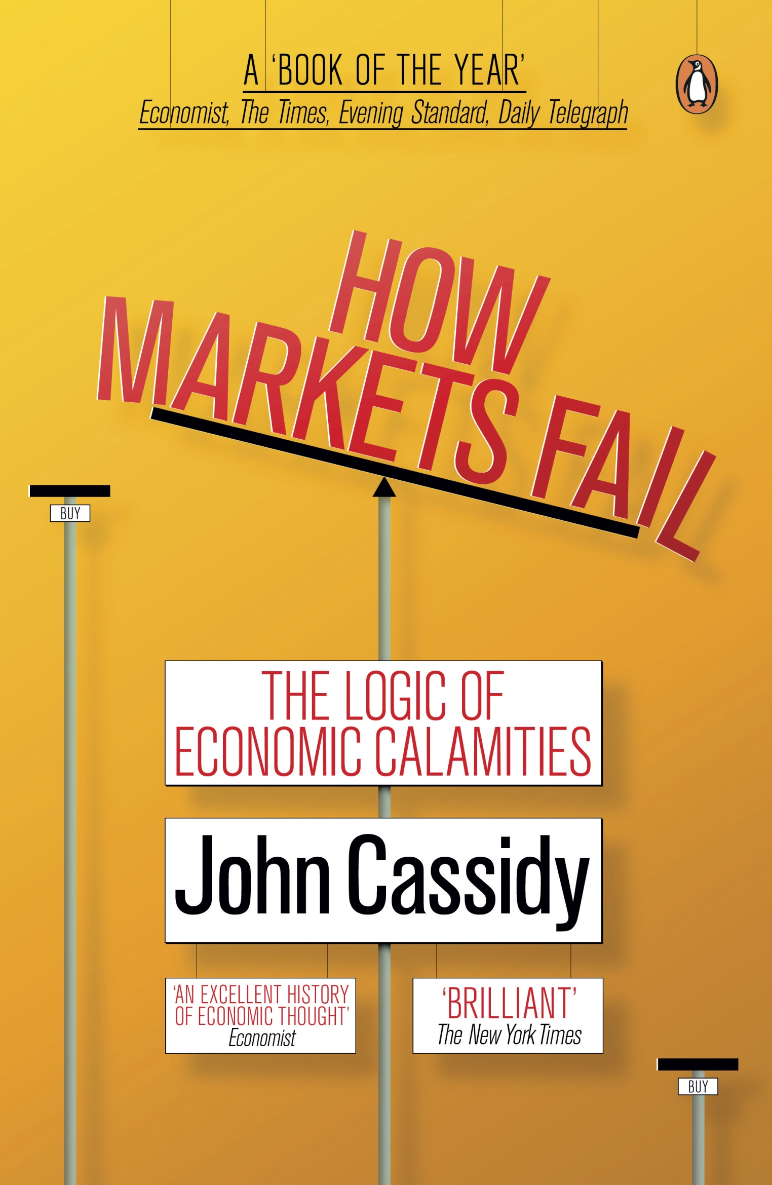 Download Ebook How Markets Fail by Cassidy John Pdf