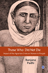 Those Who Did Not Die by Ranjana Padhi