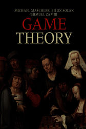 Game Theory by Michael Maschler