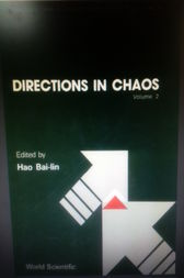 Directions in Chaos - Volume 2 by Bai-Lin Hao