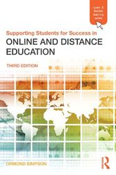Supporting Students for Success in Online and Distance Education by Ormond Simpson