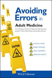 Avoiding Errors in Adult Medicine by Ian Reckless