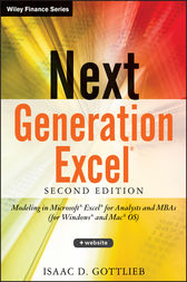 Next Generation Excel by Isaac Gottlieb