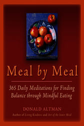 Meal by Meal by Donald Altman