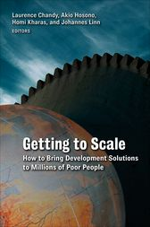 Getting to Scale by Laurence Chandy