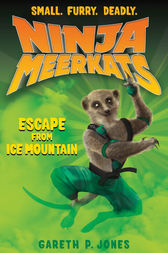 Ninja Meerkats (#3): Escape from Ice Mountain by Gareth P. Jones