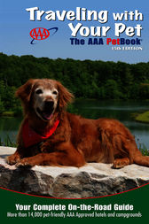 Traveling With Your Pet by AAA Publishing
