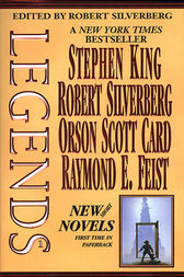 Legends-Vol. 1 Stories By The Masters of Modern Fantasy by Stephen King