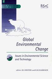 Global Environmental Change by John T Houghton