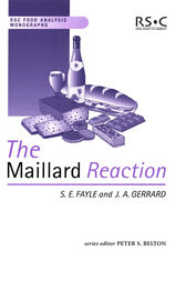 the maillard reaction in foods and medicine pdf