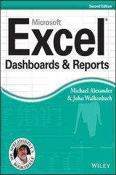 Excel Dashboards and Reports by Michael Alexander