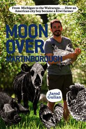 Moon Over Martinborough by Jared Gulian