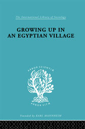 Growing Up Egyptn Vill  Ils 61 by H. Ammar